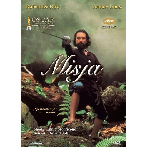 Misja - film DVD