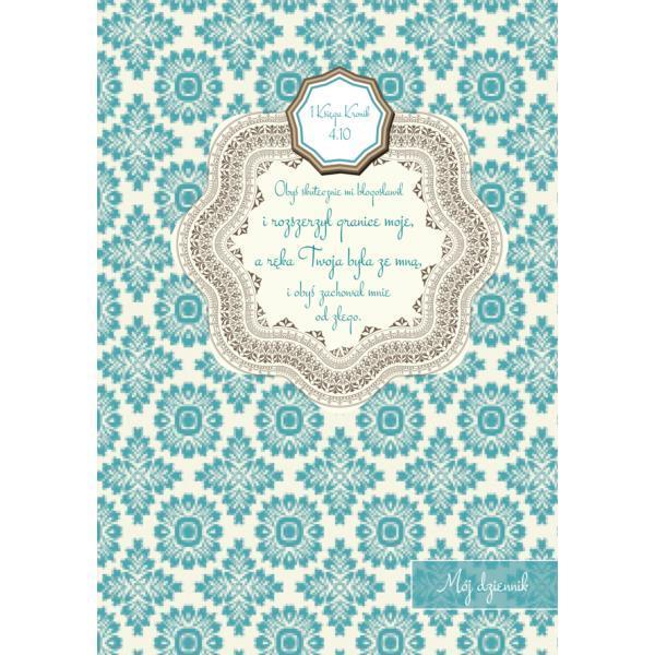 Mój dziennik - modlitwa Jabesa