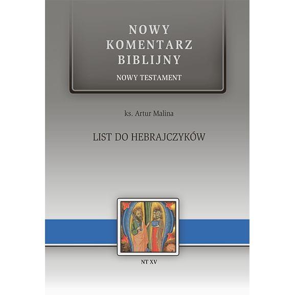 Nowy komentarz List do Hebrajczyków