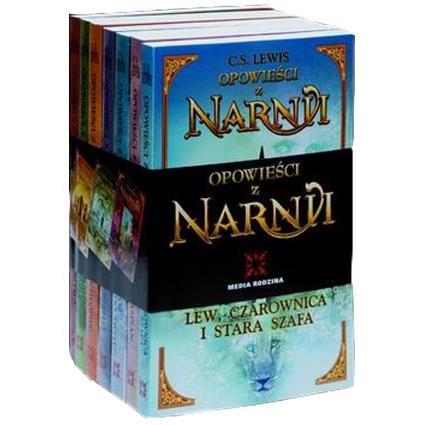 Opowieści z Narnii - siedmiopak
