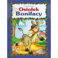 Osiołek Bonifacy - miękka oprawa