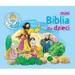 Perełka z aniołkiem 2. Mini Biblia dla dzieci