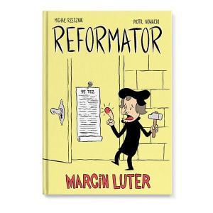 Reformator Marcin Luter