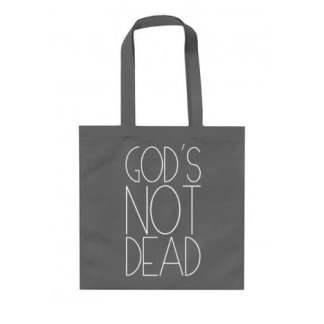 Torba bawełniana - Bóg nie umarł