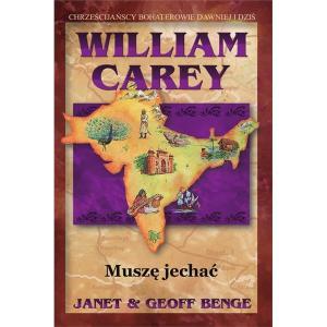 William Carey. Muszę jechać