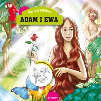 Postaci biblijne - Adam i Ewa