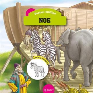 Postaci biblijne - Noe