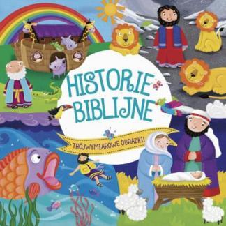 Historie Biblijne. Trójwymiarowe obrazki