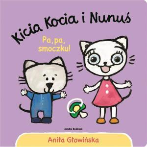Kicia Kocia i Nunuś - Pa, pa, smoczku!