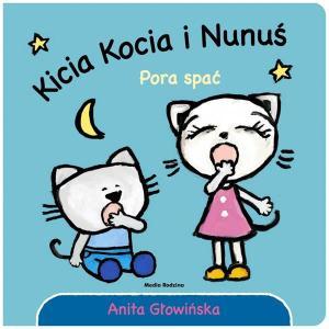 Kicia Kocia i Nunuś - pora spać