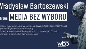 Okładka do wpisu Władysław Bartoszewski versus Media Bez Wyboru | Wartobycprzyzwoitym.PL