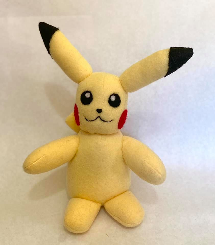 one-of-a-kind Pikachu