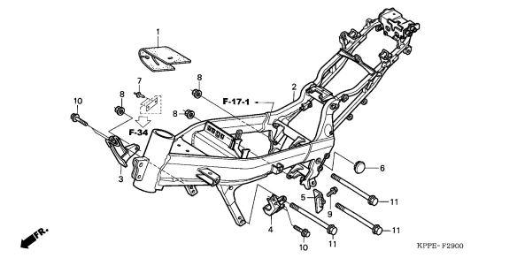 Rear Grip Atau Behel Sonic 150 cc Dipastikan Tanpa Tanduk