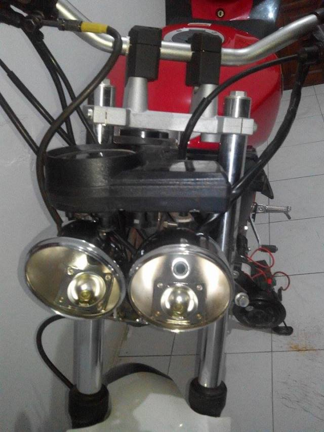 headlight mt15