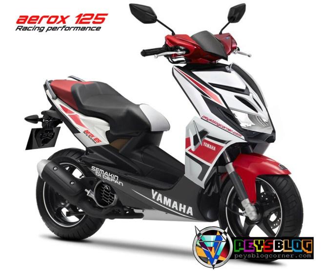 Yamaha Aerox 125 Calon Mio Apa Lagi Ini  WARUNGASEP