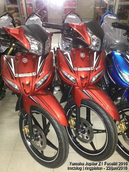 Modifikasi Motor Jupiter Z1 Warna Merah : modifikasi, motor, jupiter, warna, merah, Modifikasi, Motor, Jupiter, Warna, Merah, Arena