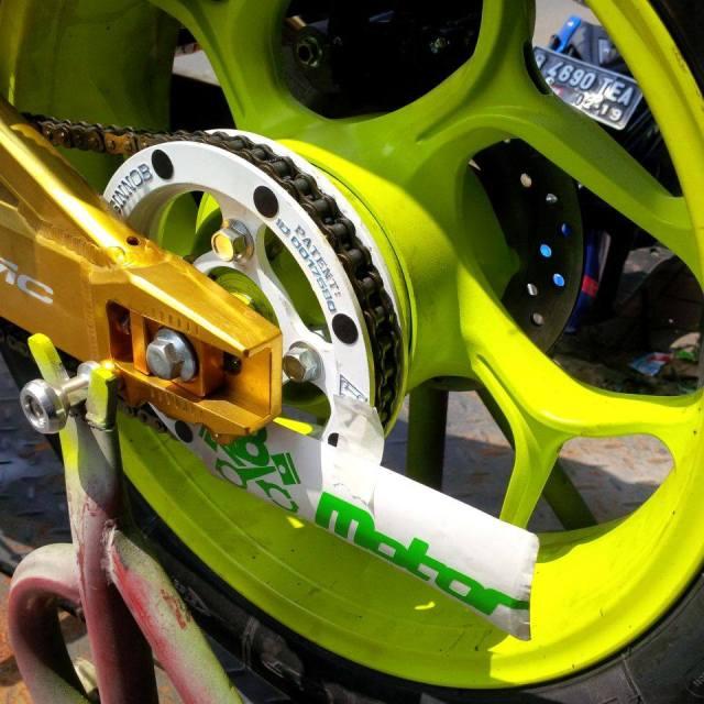 arm all new cbr150r modifikasi