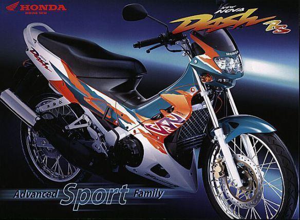 Evolusi Motor Ayago Honda Dari Dulu Hingga Sekarang