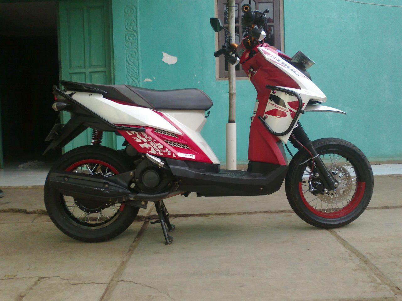 Nama Matic Baru Yamaha 5 Huruf Depannya X Belakangnya E