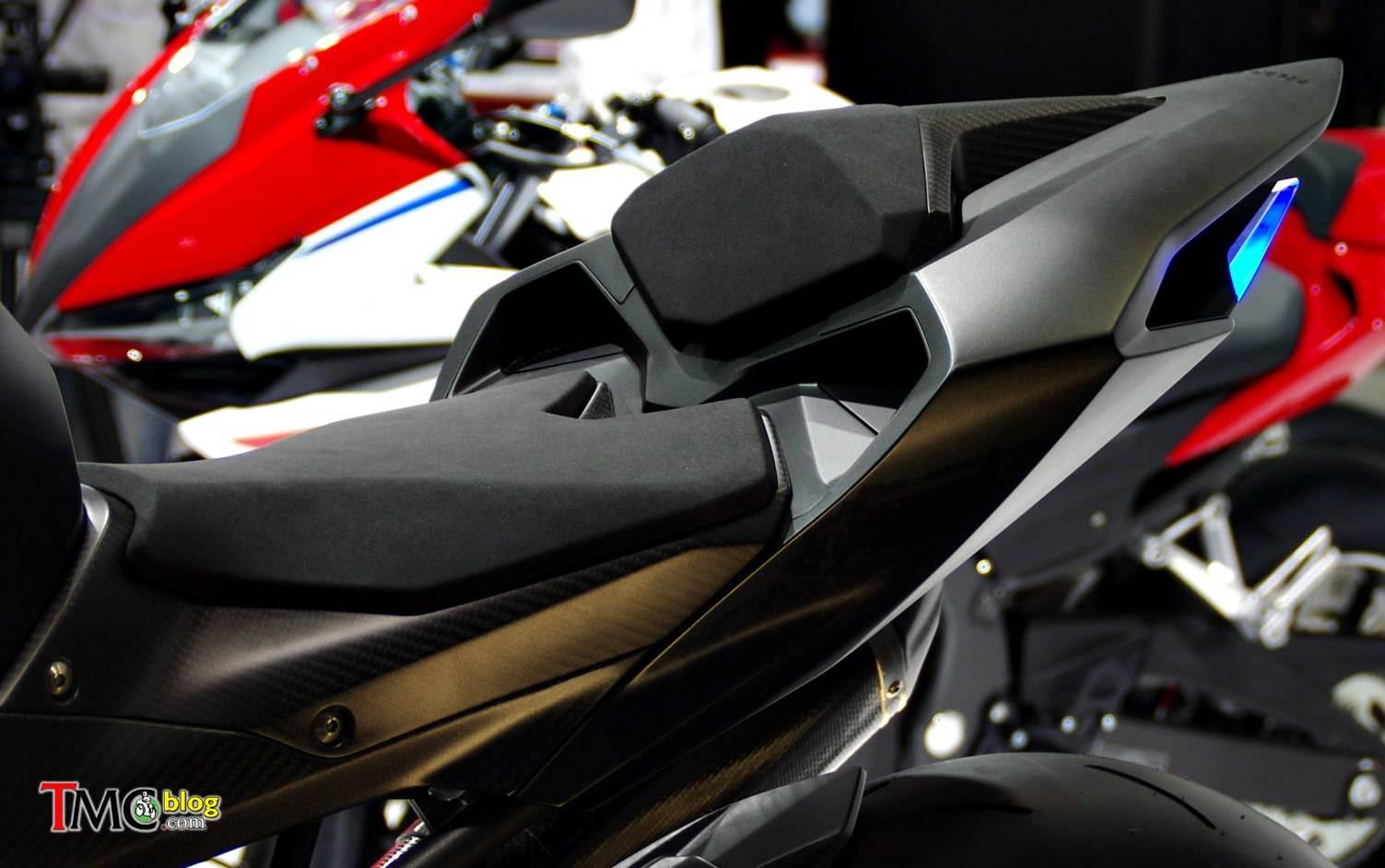 Detail Buntut Honda CBR250RR Concept Bisa Jadi Inspirasi Modifikasi