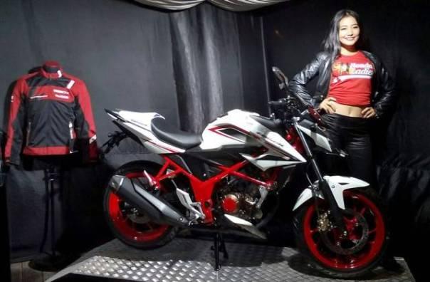 Ini Dia All New Honda CB150R SE Teralis dan Velg Merah