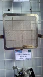 cover radiator satria