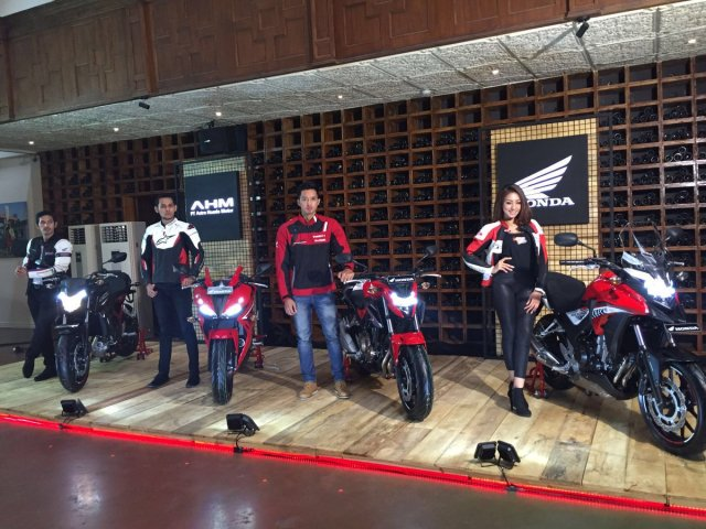 honda cbr 500cc di Indonesia