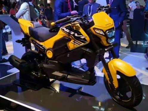 Honda Navi Motor Sport Honda Bermesin Matic 110cc Di India