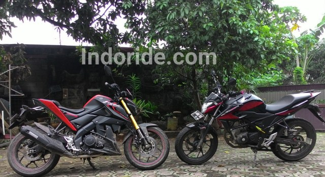 cb150r vs xabre