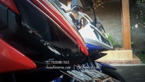 headlamp cbr vs r15