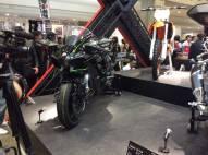 ninja h2r tokyo motorcycle show 2016