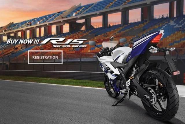 Yamaha YZF-R15 SE 2016 suzpensi Ohlins