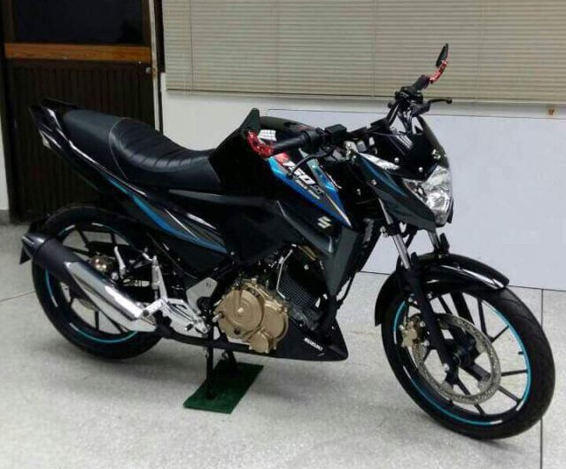suzuki sport nake 150