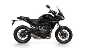 Yamaha Tracer 700  Hitam
