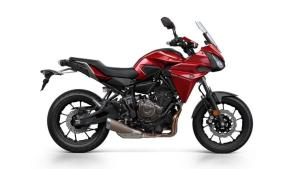 Yamaha Tracer 700 Merah