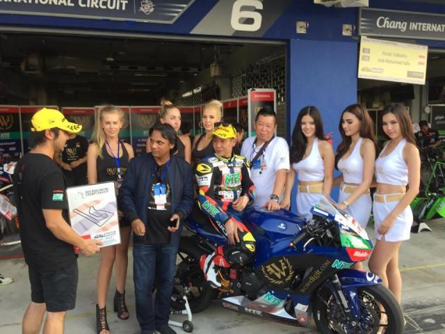 arrc thailand supersport600cc