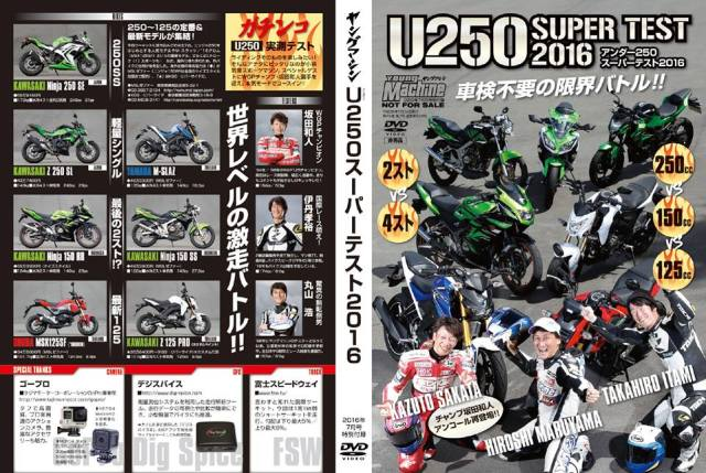 komparasi motor under 250cc