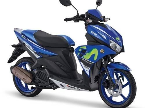 yamaha aerox 125 movistar motogp 2016