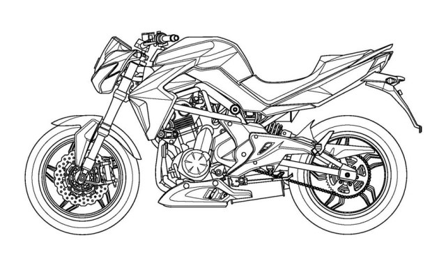 motor kymco 650cc