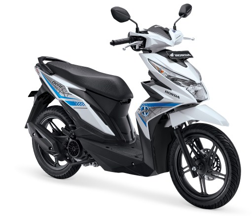 warungasep all new honda beat dance white