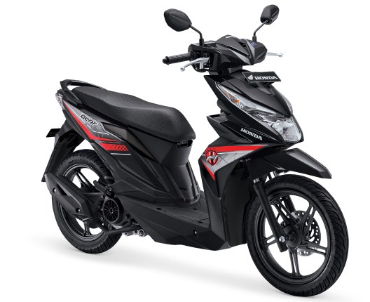warungasep all new honda beat hard rock black