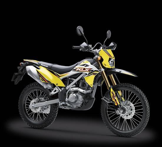 Harga Baru Kawasaki Klx