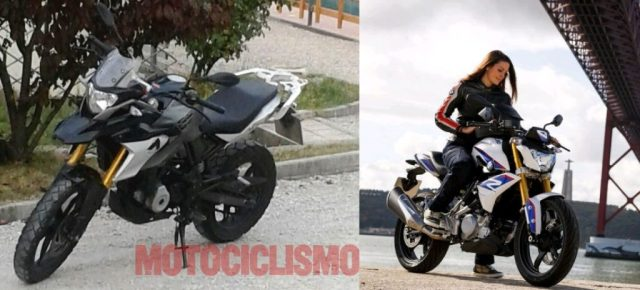 BMW G310GS vs BMW G310S