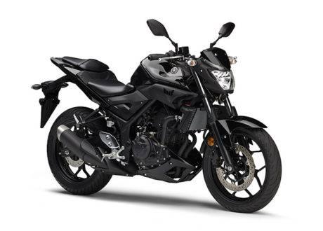 Yamaha MT-25 Full Black