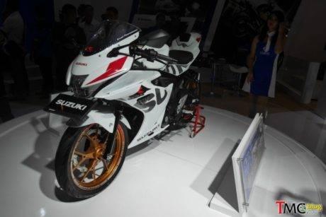 Ragam Aksesoris Resmi Suzuki Gsx R150 Cocok Nih Buat Yang