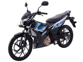 2018 suzuki raider. Plain Suzuki Sampingdepansuzukiraiderfir1502017 Intended 2018 Suzuki Raider