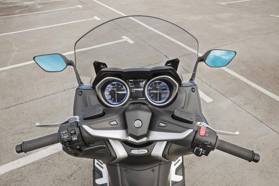 Speedometer Yamaha TMAX 2017