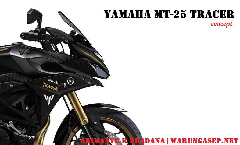 Yamaha MT-25 Tracer