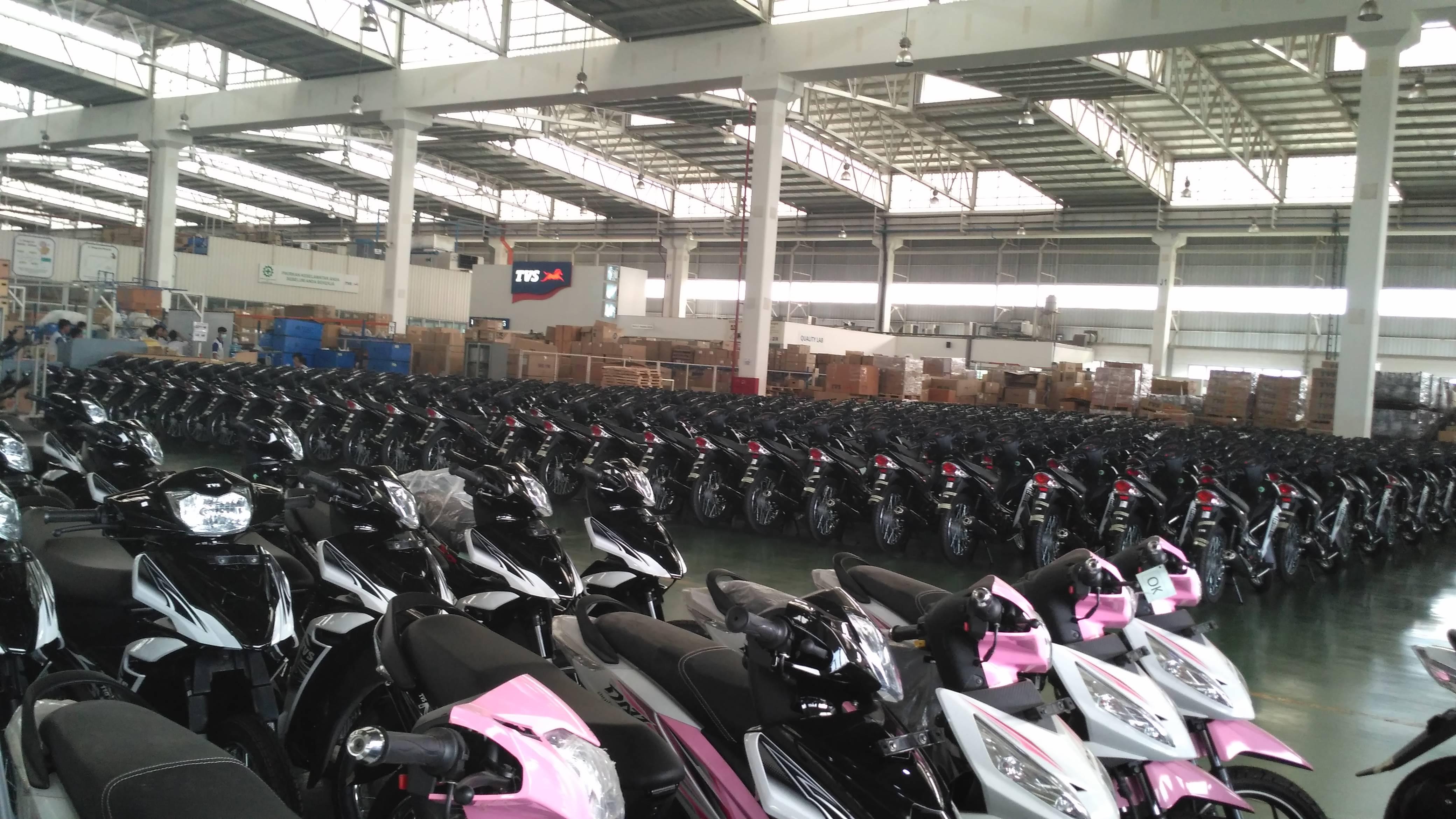 Produk TVS Indonesia