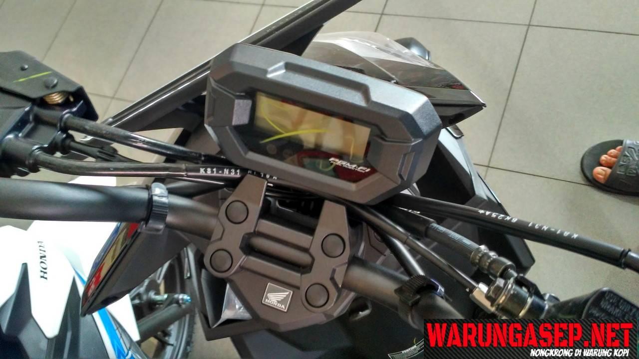 Speedo full LCD Digital Honda Beat Street